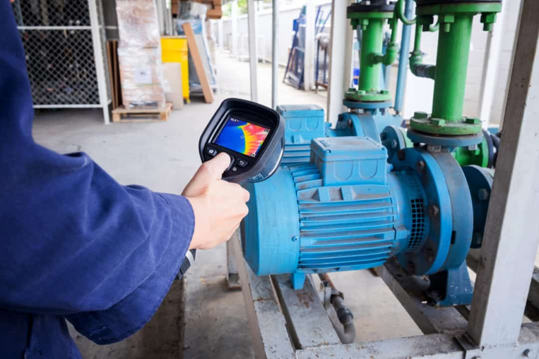 Infrared Thermography and Mechanical Applications