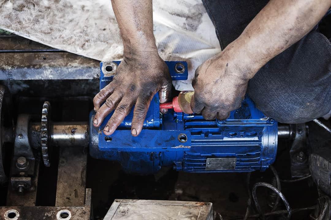 Lubrication Maintenance Planning
